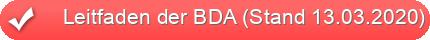 Leitfaden der BDA (Stand 13.03.2020)